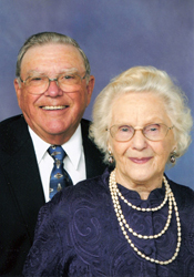 Walter and Myrtle Powers